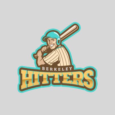 Baseball Logo Maker a172