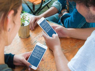iPhone 3 Friends